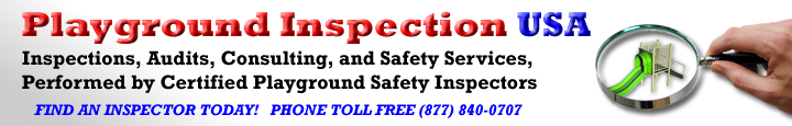 playground inspection usa, audits, safety services, consulting